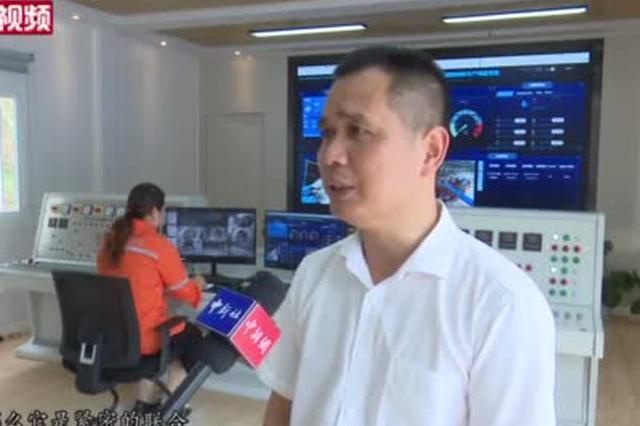 昌景黄高铁安徽段:智能设备助力绿色生产