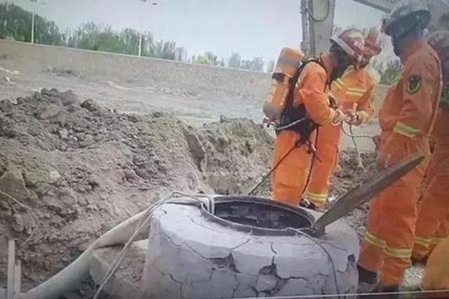 灵璧县发生一起疑似井下沼气中毒致3人死亡事故