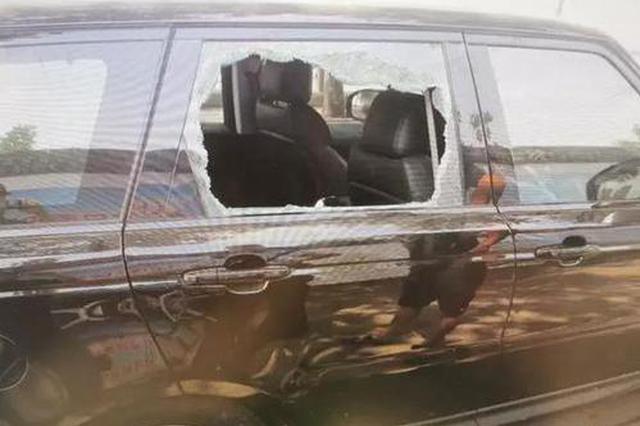 男子砸车窗玻璃盗窃 疯狂作案28起终落网