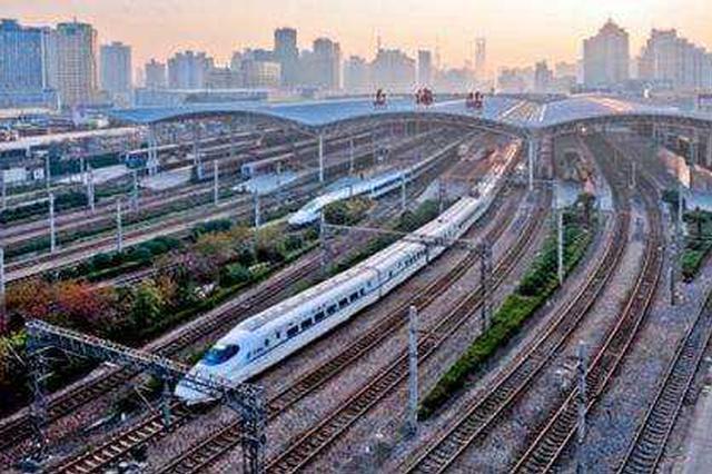 长三角铁路今年计划开工新线逾1000公里