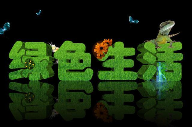 南谯开展文明实践活动倡导健康绿色生活