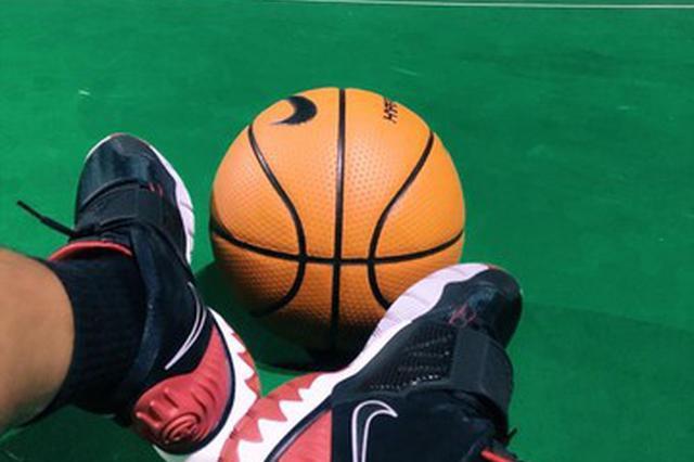 罗志祥神隐2个月深夜打篮球晒照