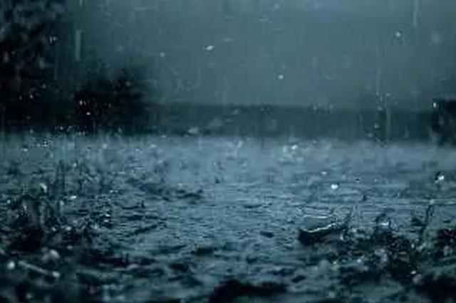 持续强降雨致安徽24万多人受灾