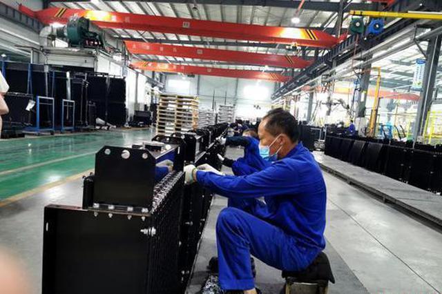 统计局:5月工业企业利润增速由负转正 企业效益改善