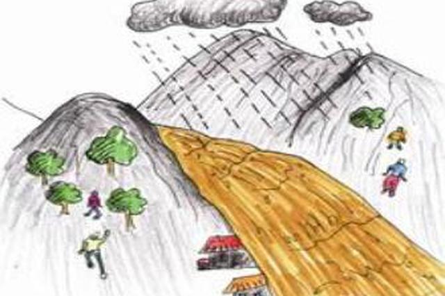 合肥发布地质灾害气象风险三级预警