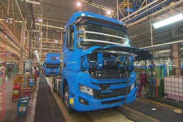 稳定回升 安徽前五月规上工业增速由负转正