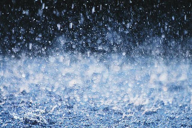 刷新记录 安徽省入梅以来降雨量是往年的1.4倍