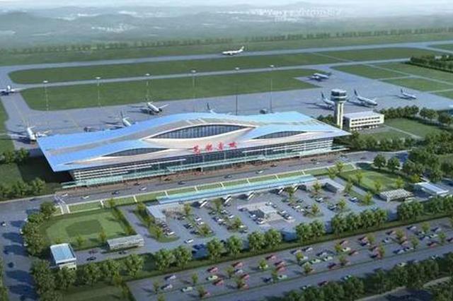 合肥机场对所有进出航站楼人员实施扫码查验
