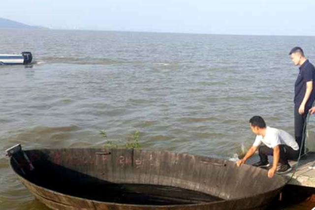 禁渔期非法捕鱼 庐江警方打掉犯罪团伙抓获18人