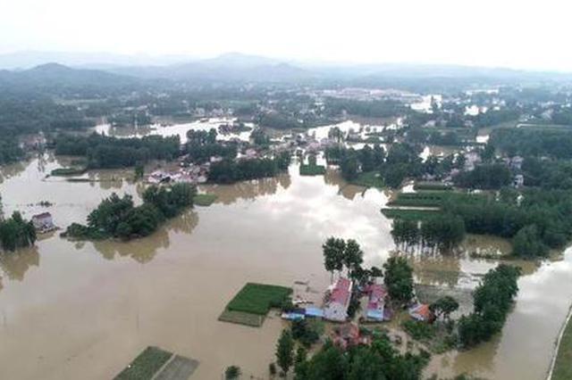 安徽启动Ⅳ级救灾应急响应 7市不同程度受灾