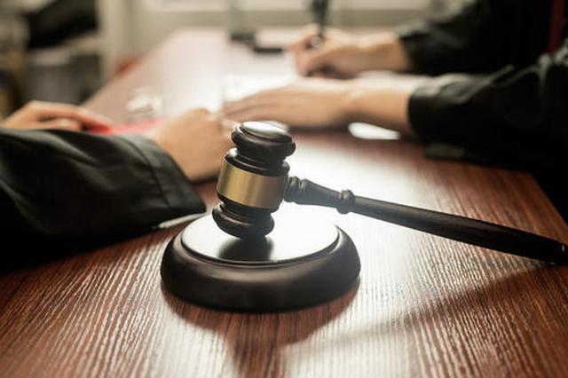今年上半年安徽法院受理案件超60万件