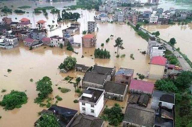 安徽因灾倒塌损坏房屋2064间 直接经济损失14.7亿元