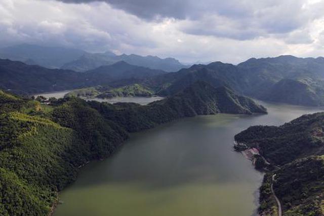 安徽两河流发生超历史最高水位大洪水
