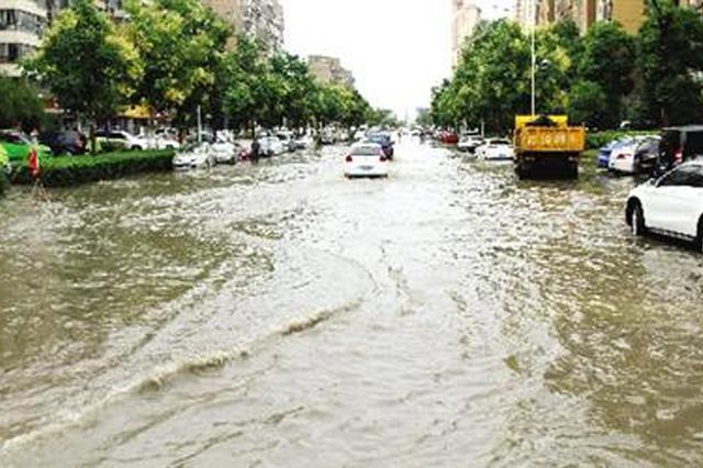 """未来一周主雨带仍在江淮地区""""摆动"""""""
