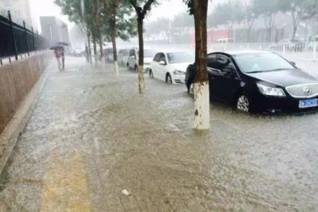 雨水重新杀回 未来一周安徽仍多强降水过程