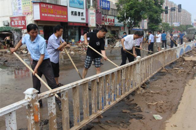 安徽省发布公告要求积极救助受灾群众