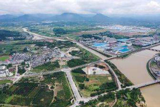 安徽省共有22条干支流 湖泊超警戒水位