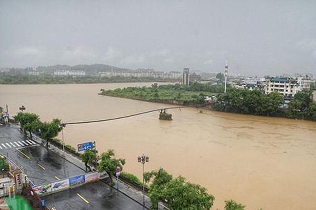 黄山被水毁明代老大桥 将适时予以修复