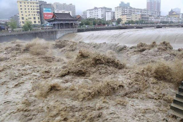 入汛以来安徽215.7万人受灾 直接经济损失超90亿