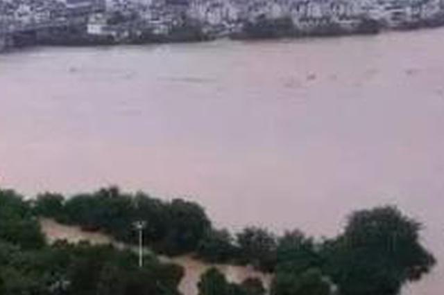 安庆两水文站水位已达历史第二 第三位