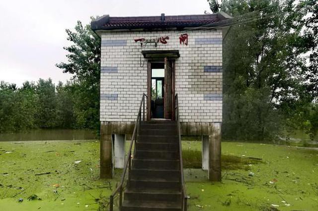 防汛是项技术活 安徽水利部门组织7名老专家枞阳指导