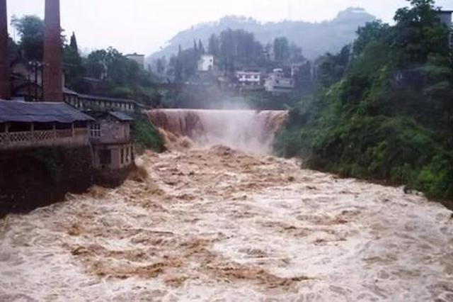 安徽发布山洪灾害预警 沿江沿淮部分地区大到暴雨