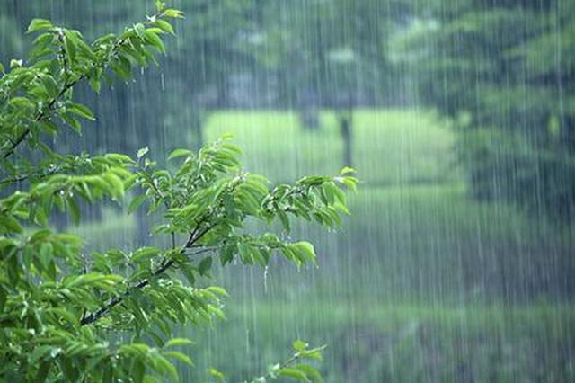 安徽将迎新一轮降雨过程 局部暴雨