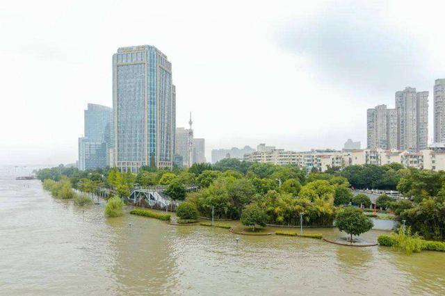 7月25日 我省长江 淮河 巢湖流域进入紧急防汛期