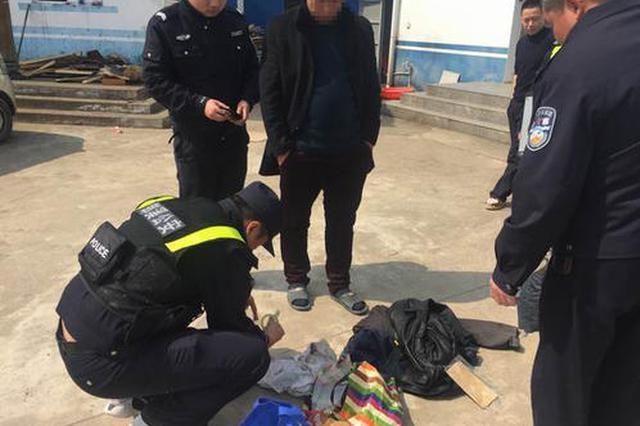 三名在逃人员藏匿出租房 警民合力一天全部擒获