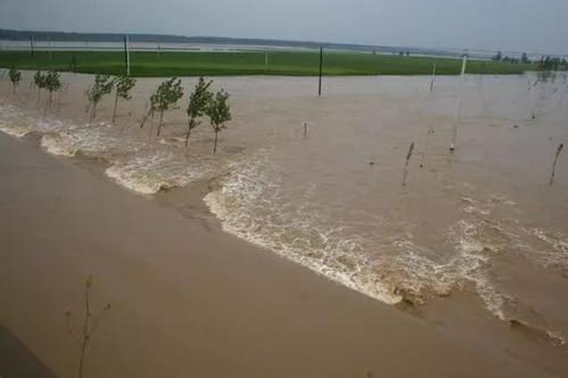 国家下达5000万元支持王家坝泄洪区灾后恢复重建