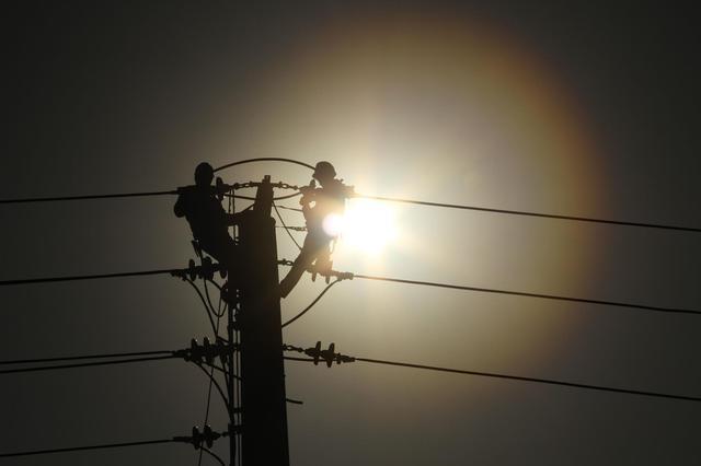 高温上线 安徽省气象台发布黄色预警