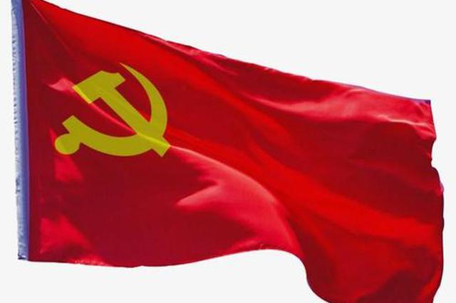 安徽淮南八公山区党员干部冲锋防汛最前线