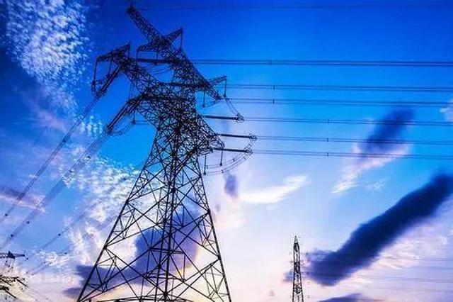 合肥35度高温来袭 电网负荷创新高