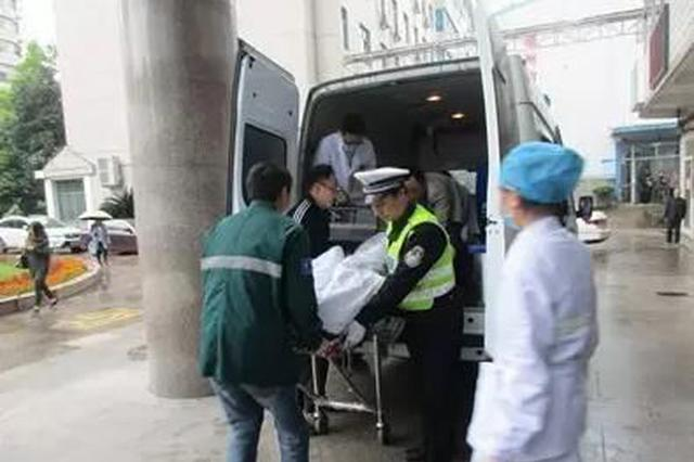 孩子病重紧急转移 交警护送14分钟穿越大半个合肥城