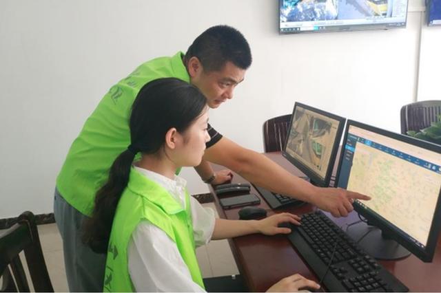 全省首个垃圾分类数字化监管平台上线