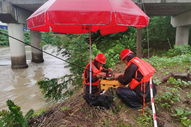 不惧风雨 守护有我 ——安徽联通全力抗洪灾保通信