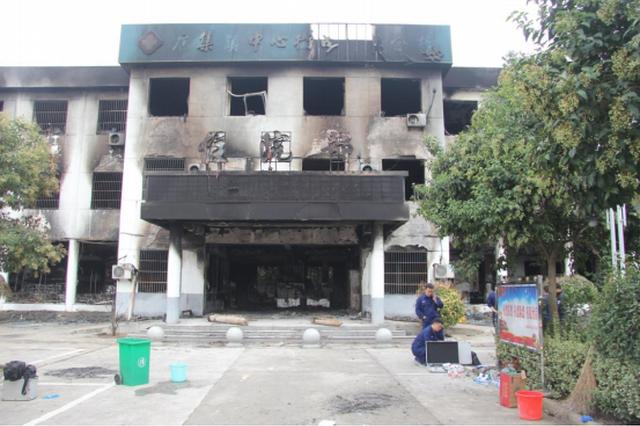 安徽涡阳一卫生院火灾致5死,原因查明