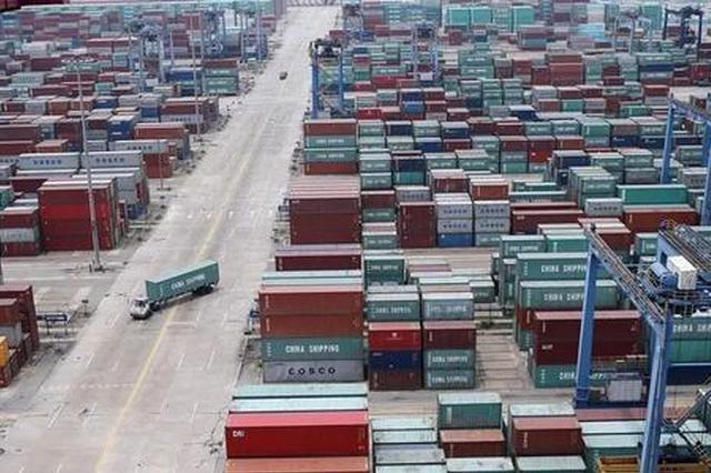 安徽省进出口累计增速连续3个月排名全国第4位
