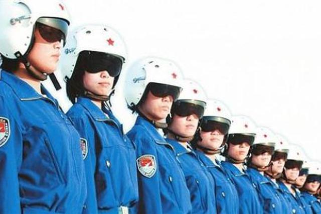 """合肥市15名高考生被录取为""""空军飞行学员"""""""