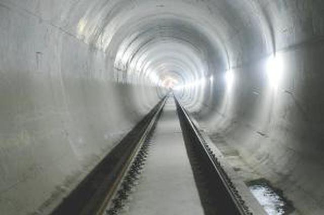 合肥地铁4 5号线两区间右线贯通