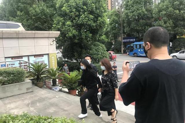 谭松韵母亲被撞案庭审中哽咽发言:希望还妈妈公道
