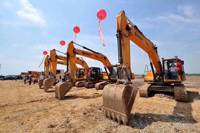 安徽1-8月基础设施重点项目建设加快推进