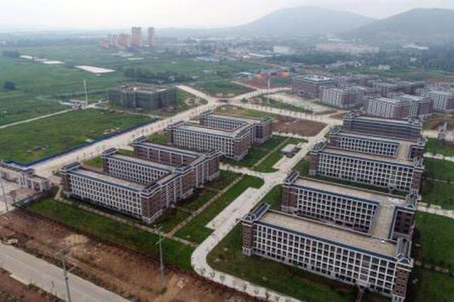 今年前8个月安徽省重点项目合计开工2130个