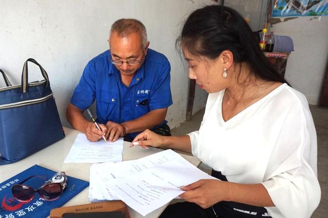 续签公益性岗位 377名贫困劳动者受益