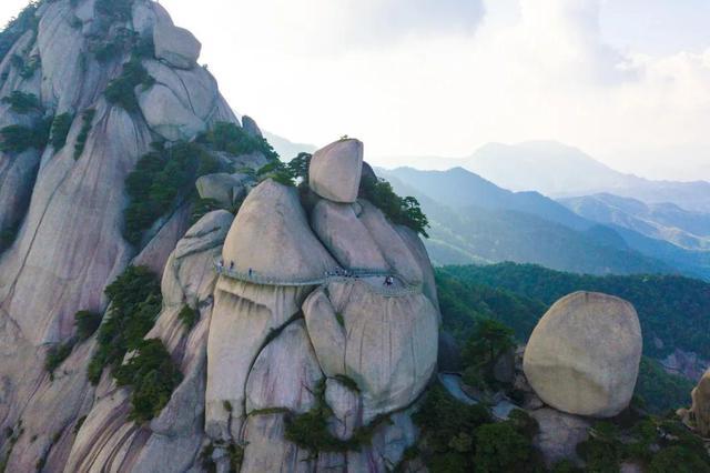 4条旅游体验线路 国庆嗨翻天柱山