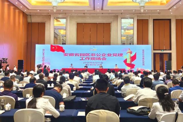 安徽:着力构建非公企业党建工作的新格局