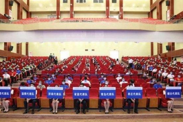安徽省职业院校技能大赛中职组比赛10月10日开展