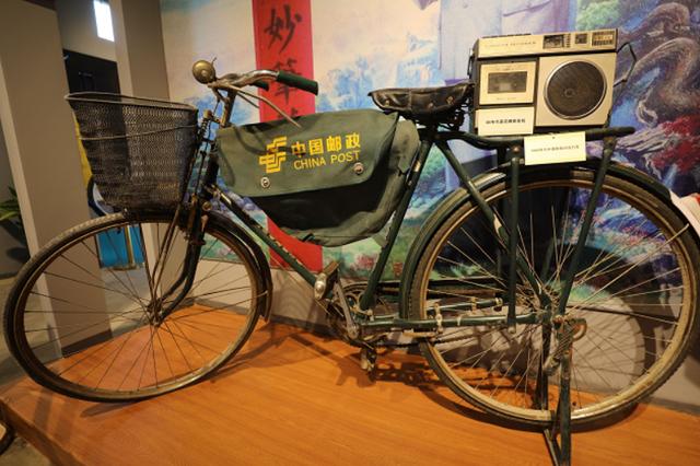 安徽首家自行车博物馆亮相合肥