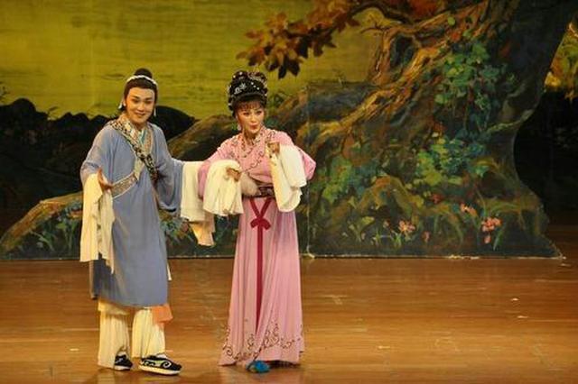 """安徽安庆复排黄梅戏传统大戏 已有14部登台""""复活"""""""