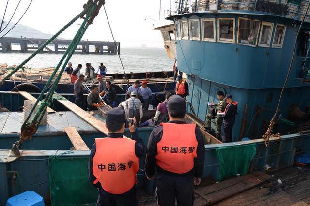 无为破获一起非法捕捞水产品案 刑事拘留五人